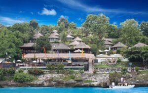 Villa honeymoon di Lembongan Bali