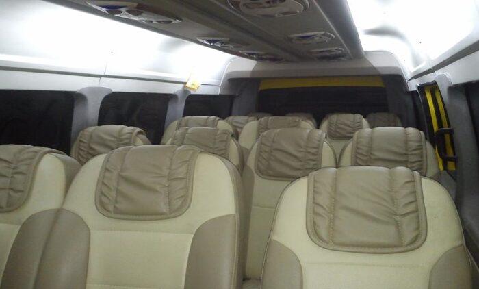 Sewa mobil isuzu Elf 20 Seat di Bali