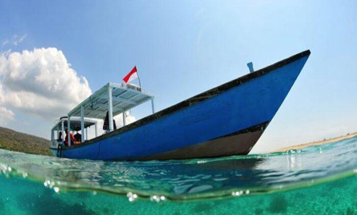 Sewa Perahu ke pulau Menjangan