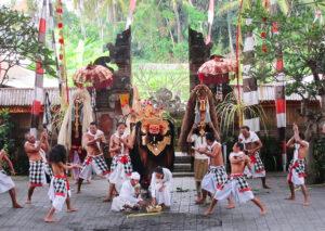 Barong di Ubud Bali