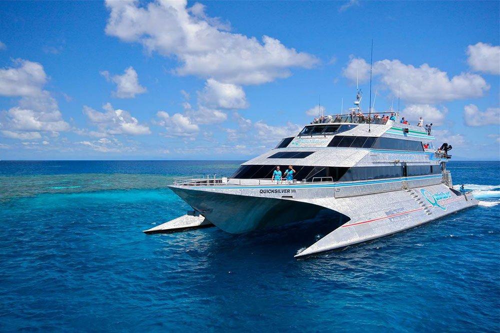 Tiket quksilver cruises Bali