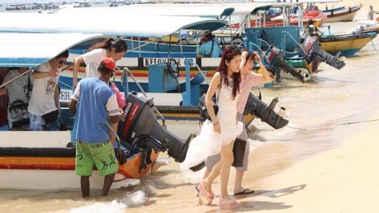 Jasa Guide Korea di Bali