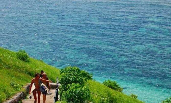 Wisata Murah Di Bali Di Pantai Gunung Payung
