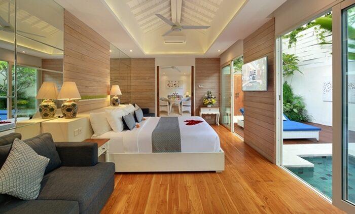 Paket bulan madu Bali Private Pool Villa 4 hari 3 malam