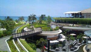 Beach walk Kuta Bali