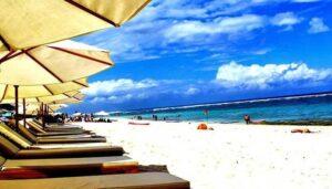 siang hari di kuta Bali