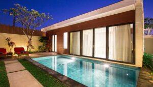 Deluce Room JAys Villa Umalas Bali
