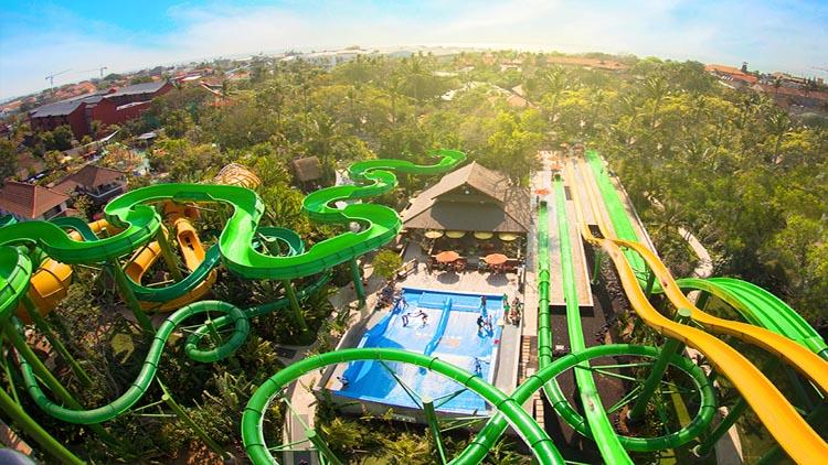 Bali Waterbom Park