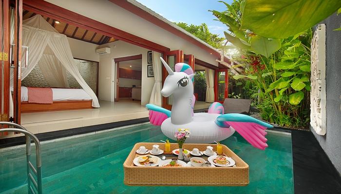 "Paket Honeymoon Bali 4 Hari 3 Malam ""Unik"""