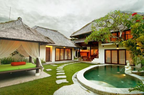 Villa di Bali harga 700ribuan ajaaah,.