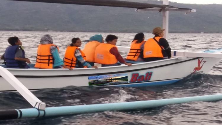 penyewaan perahu di lovina