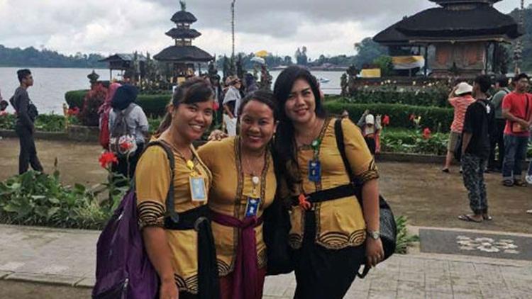 Pemandu WIsata Perempua di Bali