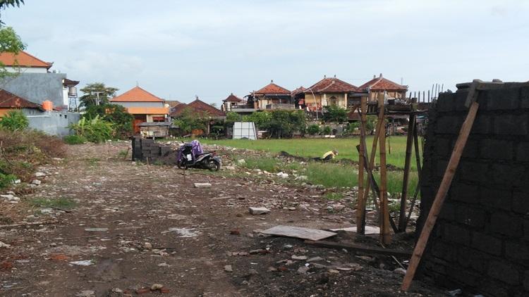 Tanah Kontrakan di Sesetan Denpasar