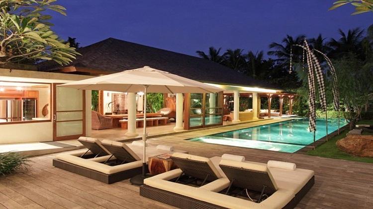 Villa Sarasvati Canggu Bali