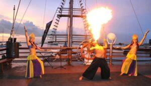 Tiket Pirate Dinner Cruises