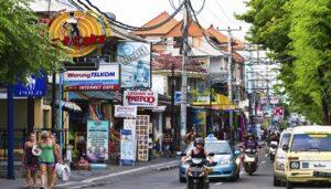 Suasana Legian Bali