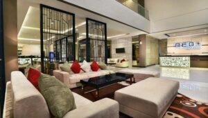 Loby Neo Hotel Legian