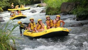 Tiket Rafting di Bali