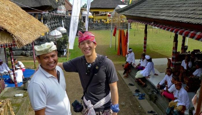 Jasa Tour Guide Mandarin di Bali Bersertifikat