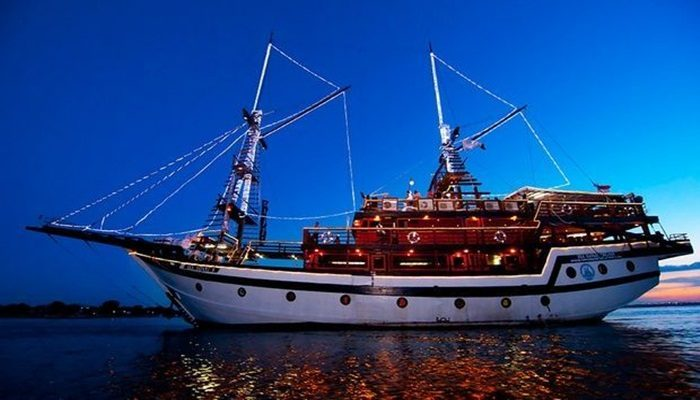 Info Tiket Pirate Dinner Cruises thn 2021 -2022